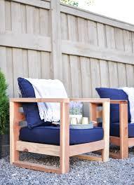 Modern Patio Chairs Modern Outdoor Chair Modern Outdoor Chair Diy Build Youtube