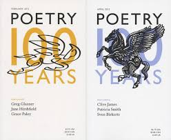 100 years of poetry designing the magazine 1912 u20132012 by paul f