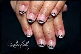 Exemple Deco Ongles by Ongles En Gel Sur Ongles Gel Fr
