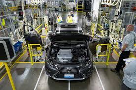 lexus manufacturer japan 2016 es 350 is lexus u0027 first us built car w video
