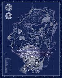 Gta World Map Gta 5 So Groß Ist Die Open World Wirklich