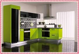 Modern Green Kitchen Cabinets Green Kitchen Cabinets Pictures Modern Kitchen Cabinet Colors 2016