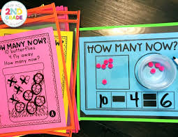 introducing subtraction and a chant