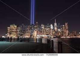 9 11 Memorial Lights 9 11 Tribute Lights Stock Images Royalty Free Images U0026 Vectors