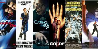 james bond film when is it out every james bond movie listed and ranked supposedly fun
