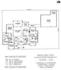 4 bedroom 2 story house plans 2621 1010 4 bedroom 1 story house plan modified 2 story floor
