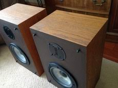 Infinity Rs1 Bookshelf Speakers Vintage Infinity Rse Bookshelf Speakers For Sale Canuck Audio Mart