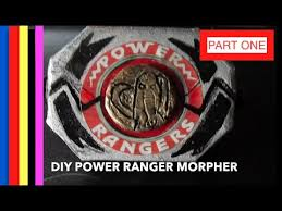 power rangers morpher original version 1