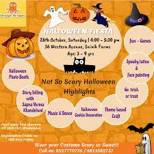 halloween fiesta at orange octopus kids stop press