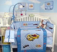 Car Nursery Decor Race Car Crib Bedding Really Race Y Nursery Decor For Less