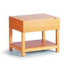 Bassett Nightstand Bedroom Nightstand Bedside Table On Wheels Bassett Nightstand
