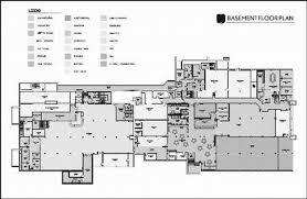Basement Remodeling Floor Plans Home Interior Makeovers And Decoration Ideas Pictures Narrow