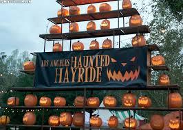 2015 la haunted hayride black carpet and review