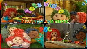 tots video tilly tom and tiny u0027s abc 1995 youtube