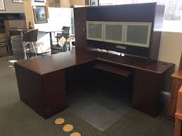 hon desks for sale hon 10500 series left return l desk laber s furniture