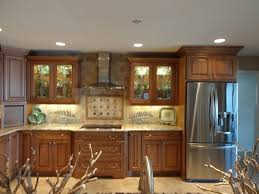 Cherry Vs Maple Kitchen Cabinets Kitchen 31 Kitchen Light Cherry Cabinetry Endearing Ligh