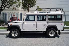 land rover defender 110 convertible 1993 land rover defender 110 stock 297 for sale near torrance