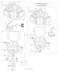 briggs and stratton 407577 0317 e1 parts diagram for cylinder