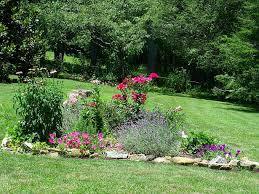 Backyard Flower Bed Ideas Backyard Flower Beds