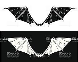 bat wings stock vector art 481512127 istock