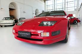 nissan red 1990 nissan 300zx red classic throttle shop