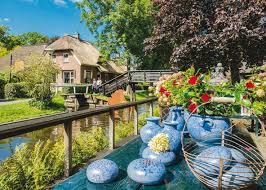 Giethoorn Holland Homes For Sale by Puzzle Giethoorn The Netherlands Jumbo 18544 1000 Pieces Jigsaw