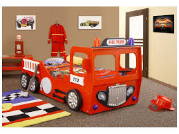 LIT CAMION DE POMPIER SIMPLE Chambre Denfant Pinterest Kids - Firefighter kids room