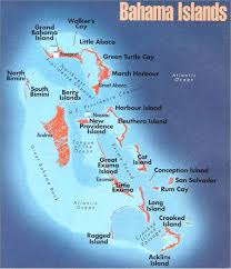 bahamas on map map of the bahamas with photos web addresses