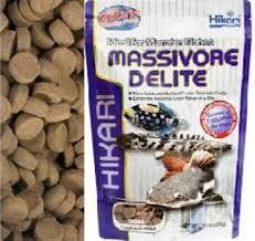 hikari massivore sinking pellets bruce s pond shop aquatic treasures aquarium products fish foods