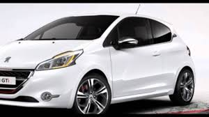 peugeot 209 2016 peugeot 208 bianca white youtube