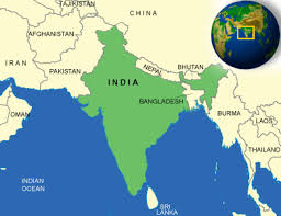 British India Map by India Facts Culture Recipes Language Government Eating