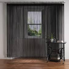 cordon slate premier fire retardant string curtain from net