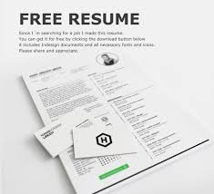minimalistic resume psd settings content flash player 25 best free indesign resume templates updated 2018