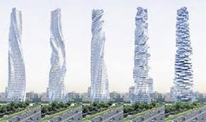 cayan tower floor plan rotating tower in dubai dh2bn emirates 24 7