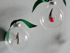 fishing ornaments for tree new can o worms fishing