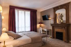 hotel paris 17th arrondissement princesse caroline hotel