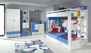 chambre avec lit superposé chambre fille avec lit superpose lit superpose rangement