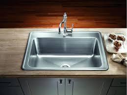 Single Bowl Kitchen Sink Top Mount Single Bowl Kitchen Sink Top Mount Top Mount Stainless Steel