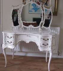 Shabby Chic Vanity Table by Vintage Bedroom Antique Furniture With Its Lovely French Shabby