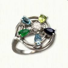 design a mothers ring 52 best custom mothers jewelry images on