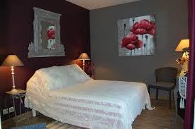 chambre gris et aubergine décoration chambre gris aubergine 88 avignon 06320348 sous