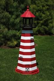 beautiful 6 ft lawn lighthouse plans with photos at each step