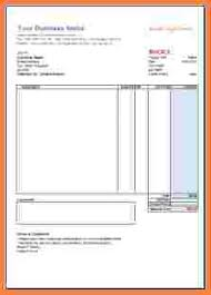 5 australian tax invoice template word invoice template