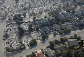 California Wildfire Ranking by California Wildfires Have Been Devastatingly Arbitrary Some