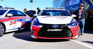 modified toyota camry 2015 toyota camry daytona 500 official pace car