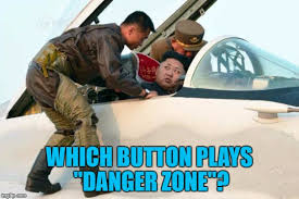 Danger Zone Meme - you can be my chicken wing man imgflip