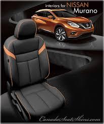 nissan murano 2017 black interior 2015 2017 nissan murano custom leather upholstery