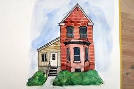 watercolor in urban sketching 4 tried and true tips