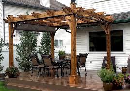 pergola with roof 10 u0027x12 u0027 arched breeze pergola with retractable