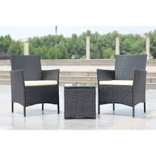 Black Outdoor Furniture by Curved Seating Outdoor Furniture Wayfair
